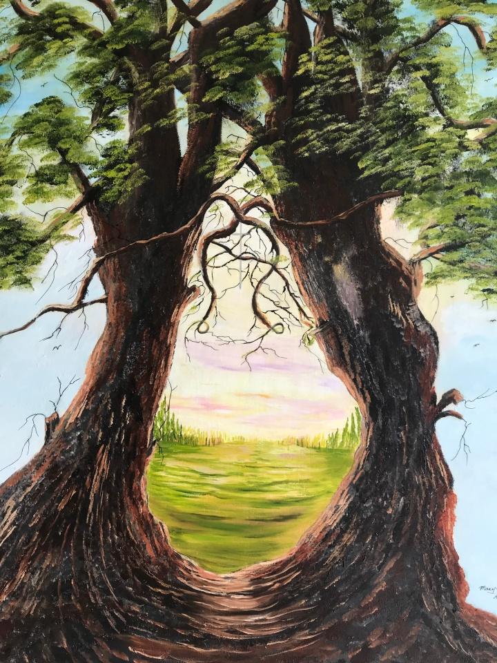 Artwork by MaryAnn Desjardins