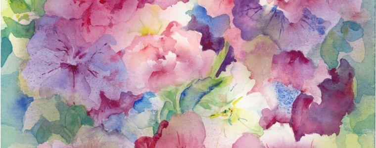 Retunia Passion by Joan Easton