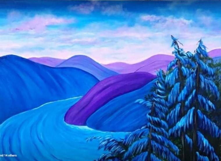 River by Judy Savoie